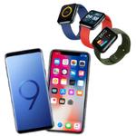 Смартфоны и умные часы